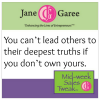 Thumbnail image for Mid Week Sales Tweak: Own Your Truths